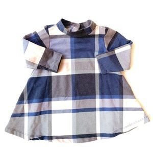 Old Navy Baby Girl Plaid Dress